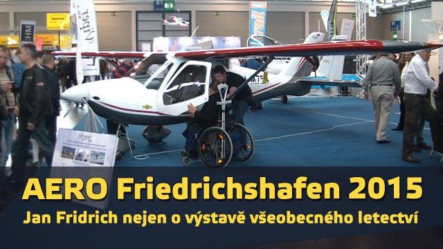 AERO Friedrichshafen 2015