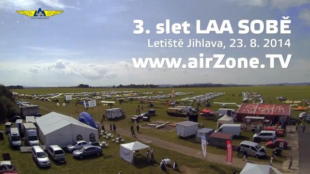 airZone.TV – 1. 10. 2014 – 3. slet LAA Sobě