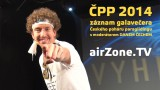 airZone.TV – 14. 11. 2014 – Galavečer Českého poháru paraglidingu 2014 s Danem Čechem