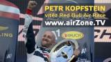 airZone.TV – 2. 11. 2014 – Petr Kopfstein, vítěz Red Bull Air Race