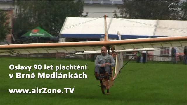 airZone.TV – 22. 9. 2014 – 90 let plachtění v Medlánkách