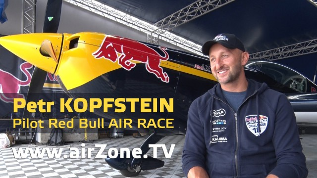 airZone.TV – 8. 10. 2014 – Petr KOPFSTEIN, pilot Red Bull AIR RACE