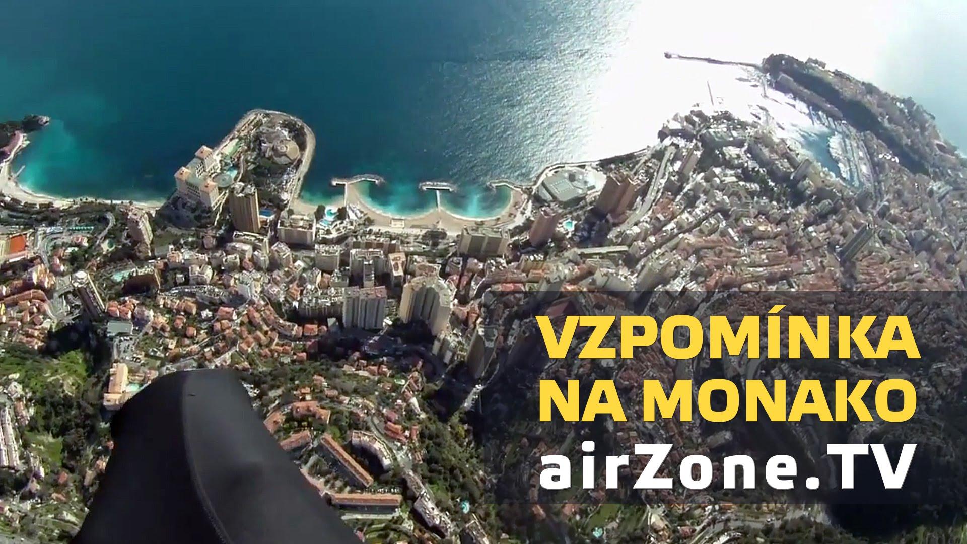 airZone.TV – 8. 12. 2014 – Vzpomínka na Monako