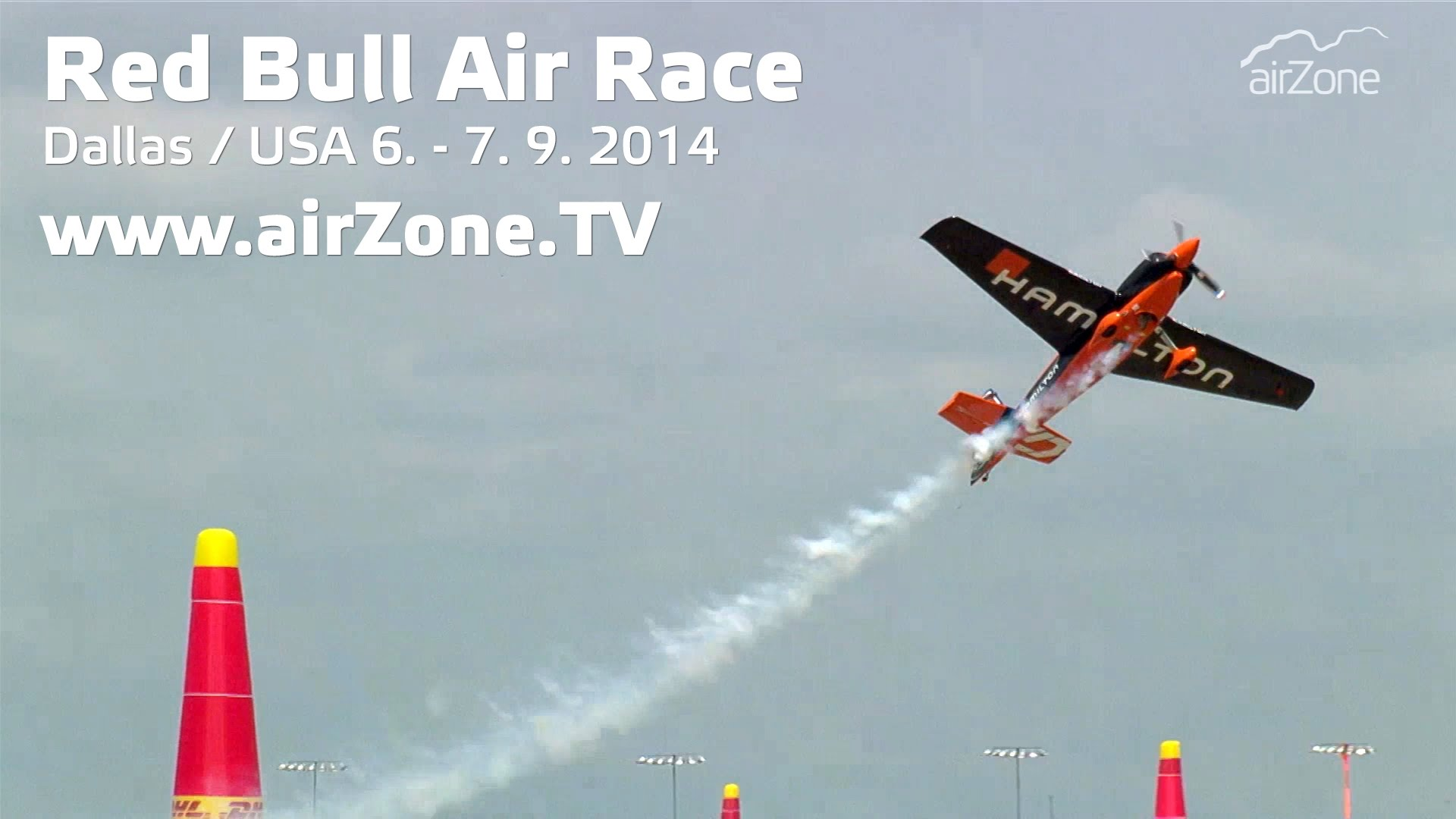 airZone-TV – 8. 9. 2014 – Red Bull Air Race – Dallas, USA (6. – 7. 9. 2014)