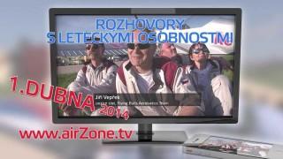 airZone.TV – začínáme 1. dubna 2014!