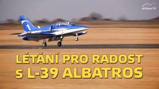 Létání pro radost s L-39 Albatros