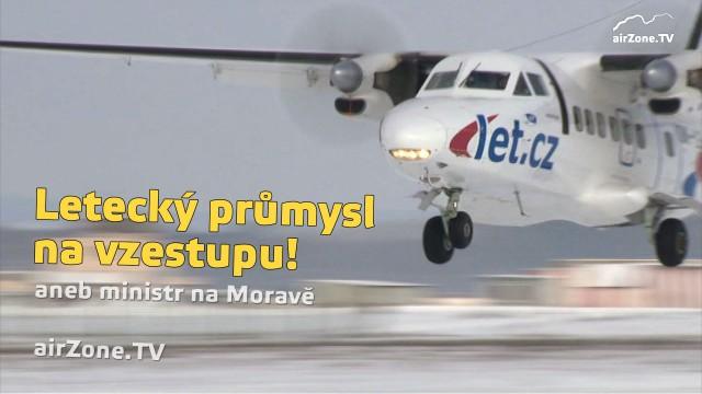Letecký průmysl na vzestupu!