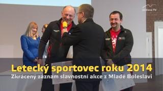 Letecký sportovec roku 2014