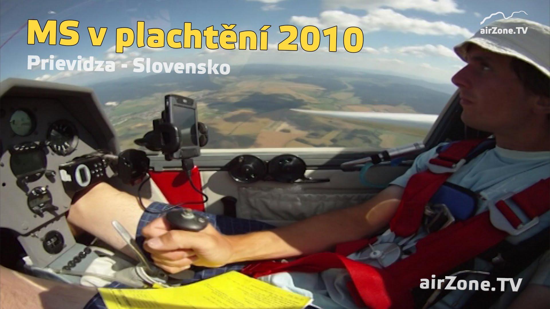 MS v plachtění 2010 Slovensko