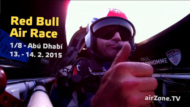 Red Bull Air Race – 1/8 Abú Dhabí