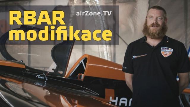 Red Bull Air Race – modifikace