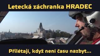 Letecká záchranka (3/4) – Hradec Králové