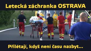 Letecká záchranka (2/4) – Ostrava