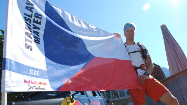 Extrémní závod X-Alps začne už zítra v 11:30. Čech Stanislav Mayer v prologu druhý!