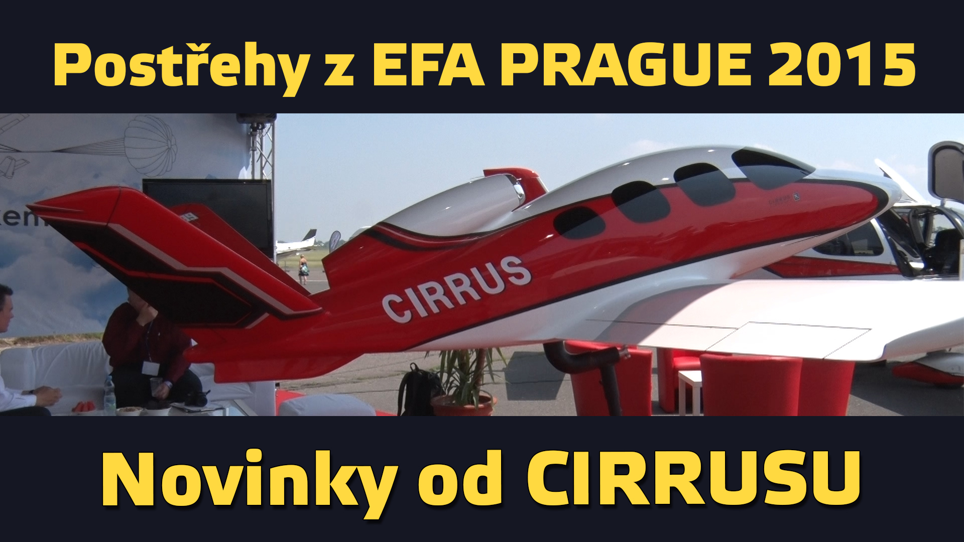 Postřehy z European Festival of Aviation 2015