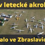 Světová špička bezmotorové akrobacie soutěží o tituly ve Zbraslavicích!