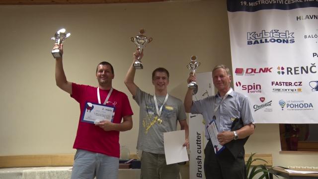 Nejlepším českým pilotem balónů je David Línek! Absolutním vítězem mladý Brit Dominik Bareford