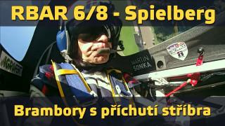 RBAR 2015 6/8 Spielberg – Brambory s příchutí stříbra