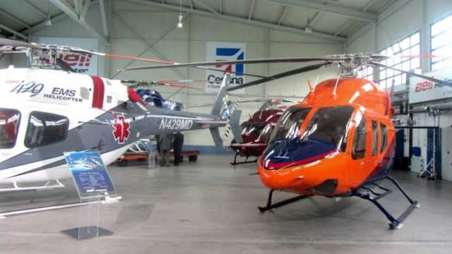 """Bell Helicopter Praha certifikován pro údržbu """"ruských"""" Bellů"""