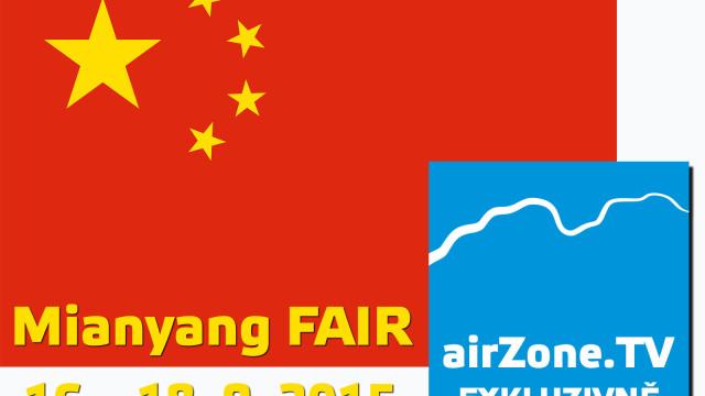 Tento týden exkluzivně z Číny!