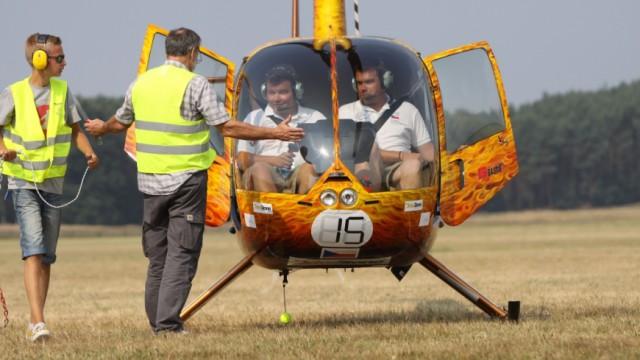 Ohlédnutí za 15. MS ve vrtulníkovém létání