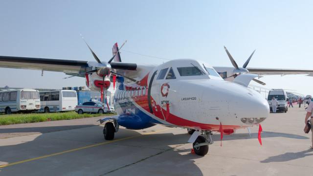 CGAS bude prodávat L-410 UVP E20 a NG v Číně (+ 2 videa)