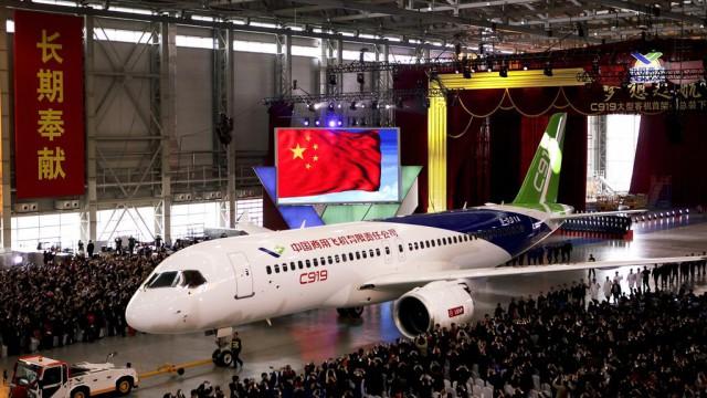 Comac C-919 – čínská konkurence Boeingu a Airbusu nebo nafouknutá bublina?