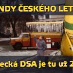 LEGENDY ČESKÉHO LETECTVÍ – Hradecká DSA je tu už 25 let