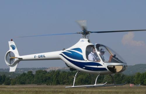 Čínská společnost Hainan Airlines bude provozovat vrtulníky Cabri G2