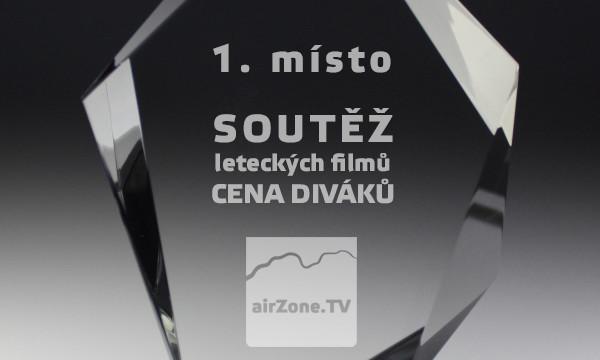 airZone.TV vyhlašuje SOUTĚŽ filmů s leteckou tématikou!