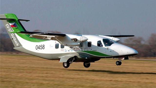 50 kunovických EV-55 Outback do Číny?