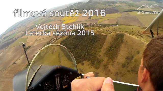 Filmová soutěž 2016: V. Stehlík, Letecká sezóna 2015
