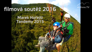 Filmová soutěž 2016: M. Hořejší, Tandemy 2015