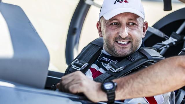 Petr Kopfstein bude létat v elitní Master Class Red Bull Air Race! (+ ROZHOVORY s P. Kopfsteinem a M. Šonkou)