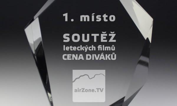 Vyhlášení výsledků Filmové soutěže airZone.TV – zima 2016 (záznam)