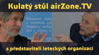 Kulatý stůl airZone.TV – únor 2016 – Letecký sport 2016