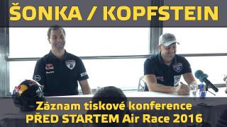 Kopfstein / Šonka – záznam tiskové konference z 1. 3. 2016