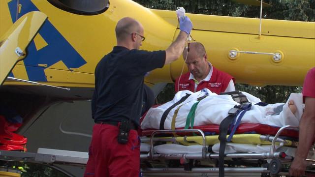 """Seriál """"Letecká záchranka"""" od 14. dubna na ČT2 (aktualizováno)"""