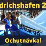 Aero Friedrichshafen 2016 – ochutnávka!