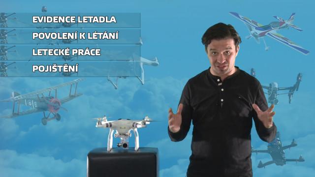 """Vzdělávací seriál """"Drony"""" bude v pondělí pokračovat 2. částí"""