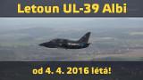 Nepřeslechnutelný letoun UL-39 létá! (video)