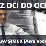 Z očí do očí – 17. 4. 2016 – Ladislav Šimek – Aero Vodochody