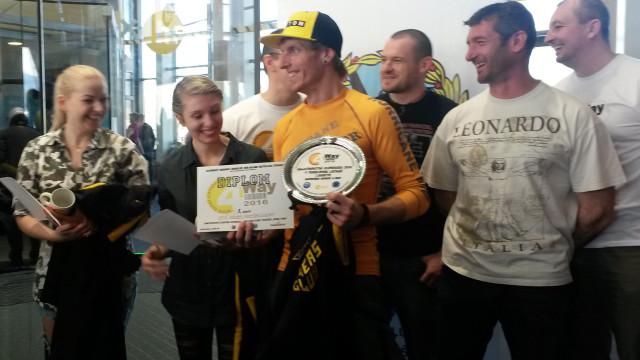 3. ročník Mistrovství Slovenska vtunelovém létání