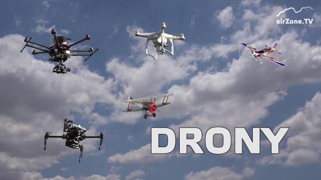 """Premiéra 1. dílu seriálu """"Drony"""" už v pondělí 11. 4.! (ukázka)"""