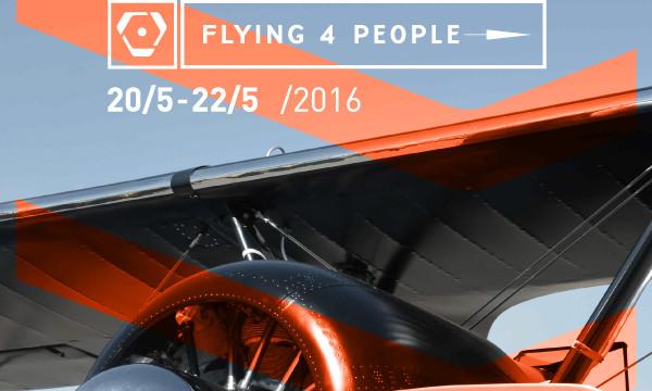 Dotkněte se osobností českého letectví – Flying for People začíná za týden!