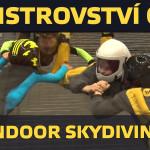 3. MČR v Indoor Skydivingu – reportáž