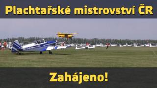 Plachtařské mistrovství ČR zahájeno!