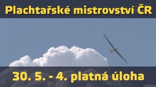 Plachtařské mistrovství ČR 2016 (4) – 30. 5. 2016