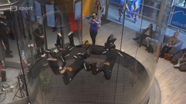 MČR v indoor skydivingu z produkce airZone.TV na ČT4 Sport