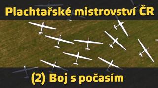 Plachtařské mistrovství ČR – souboj s počasím
